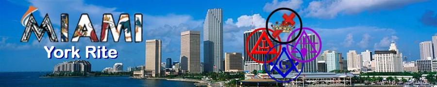 Miami York Rite Bodies Header